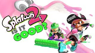 The reviews for Splatoon 2 are in, and we've had some hands-on time ourselves. Is it worth picking up? We've got answers for ...