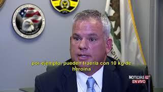 Trafico de Opioides – Noticias 62  - Thumbnail