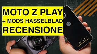Video: Recensione Moto Z Play + Mods Camera Hasselblad IT ...