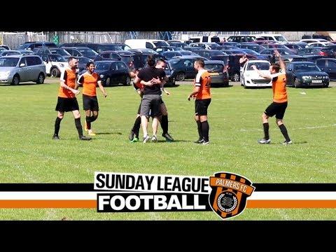 Sunday League Football - GOALS GOALS GOALS 2017/18 (видео)