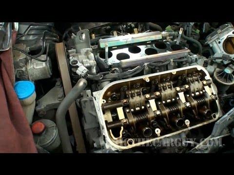 1998 honda accord tsbs technical service bulletins for P1456 honda accord