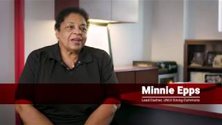 Dining Commons Legend: Minnie Epps