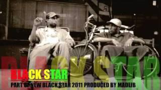 BLACK STAR- UNTITLED (PRODCUED BY MADLIB)