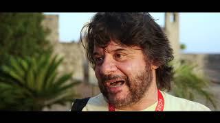 Lillo Petrolo all'Ischia Film Festival 2018