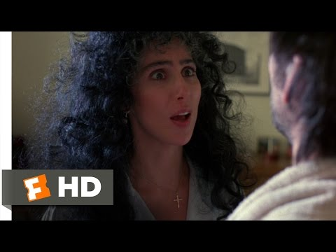 Moonstruck (7/11) Movie CLIP - Snap Out of It (1987) HD
