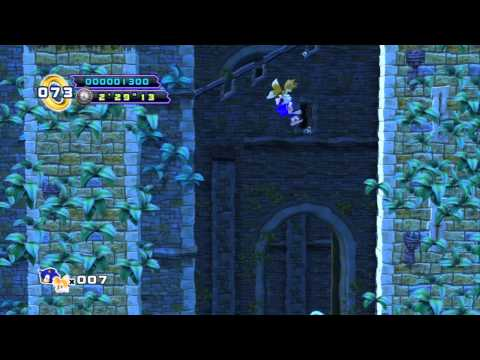 SGB Play: Sonic The Hedgehog 4: Episode 2 – Part 2