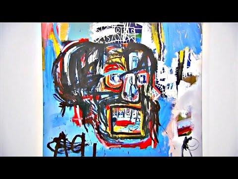 Brooklyn street artist's painting sells for $110.5 million