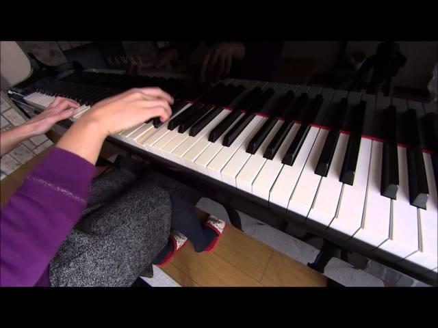 童謡・唱歌「お正月」(歌詞・コード付)をピアノで弾いてみた♪
