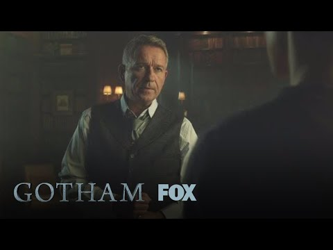 Gotham 4.01 (Clip 'Make A Difficult Decision')