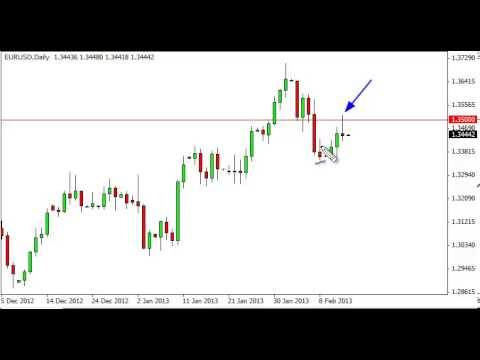 EUR/USD Technical Analysis for February 14, 2013 by FXEmpire.com