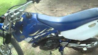 10. 2005 Yamaha TTR 125L (4-Stroke)