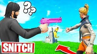 Video SNITCH OR DIE! *NEW* Hide & Seek Gamemode (Fortnite Creative) MP3, 3GP, MP4, WEBM, AVI, FLV Mei 2019