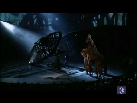 Top Billing meets pupper star of Warhorse