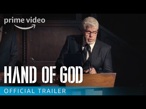 Hand of God Comic-Con Trailer