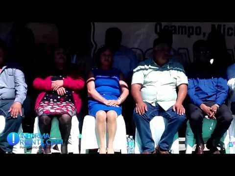 Aspectos de la Feria Ocampo 2017