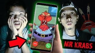 Video TELEPON MR. KRABS JAM 12 MALAM DI TENGAH SAWAH!! MP3, 3GP, MP4, WEBM, AVI, FLV Mei 2019