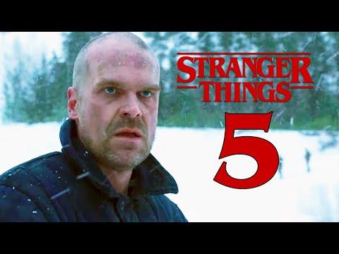 Stranger Things Season 5 Netflix Announcement Breakdown and Trailer Easter Eggs