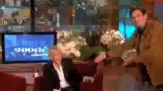 Steve Carell Scares Ellen DeGeneres