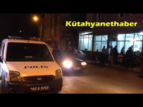 Kütahya'da Tehlikeli Kavga