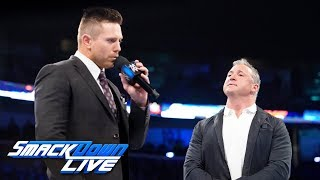 Nonton The Miz asks Shane McMahon to make a rematch with The Usos: SmackDown LIVE, Feb. 19, 2019 Film Subtitle Indonesia Streaming Movie Download