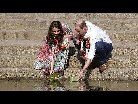Στην Ινδία ο Γουίλιαμ και η Κέιτ