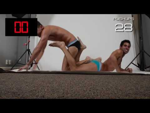 Video Hot Guys in Underwear do Push Ups Together download in MP3, 3GP, MP4, WEBM, AVI, FLV January 2017
