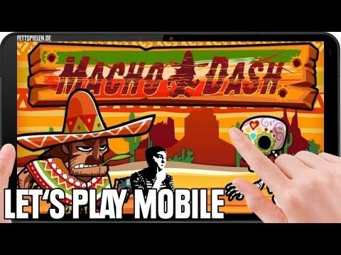 Video of Macho Dash - Shooting Action