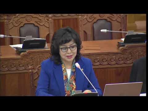 Д.Сарангэрэл: Засгийн газрын мөрийн хөтөлбөрт эхний ээлжинд нэг сая жуулчин татах боломжтой гэж тусгагдсан
