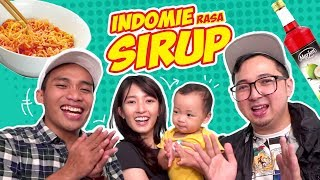 Video BIKIN INDOMIE PAKAI SIRUP MARJAN Wkwkwkwk Enak Gak Ya!? [EGY] MP3, 3GP, MP4, WEBM, AVI, FLV November 2018