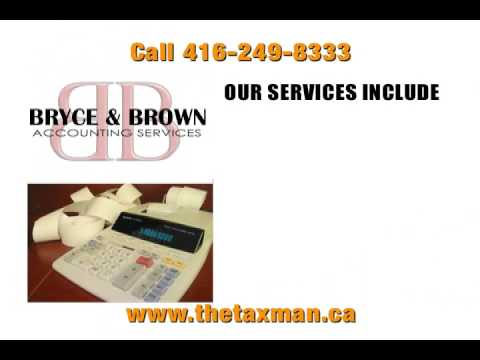 Bryce Brown Accounting and Income Tax Preparation Services