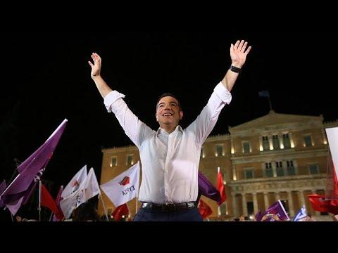 Αλ. Τσίπρας: Την Κυριακή ψηφίζουμε για τη ζωή μας