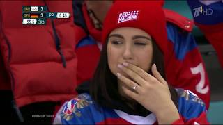 ФИНАЛ Олимпиады 2018. Россия-Германия 4:3. Голы. Обзор матча.