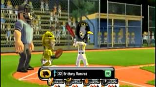 Little League® World Series Baseball 2009 - Part 1: Home Run Simpson
