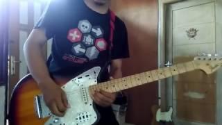 Video cinta gila ( triad version ) guitar solo  tutorial MP3, 3GP, MP4, WEBM, AVI, FLV April 2018