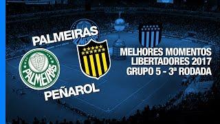 Siga - http://twitter.com/sovideoemhd Curta - http://facebook.com/sovideoemhd CONMEBOL LIBERTADORES BRIDGESTONE 2017 Grupo 5 - 3ª Rodada Allianz ...