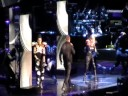 """Justin Timberlake & Madonna """" 4 Minutes"""" Sticky & Sweet Tour Los Angeles"""