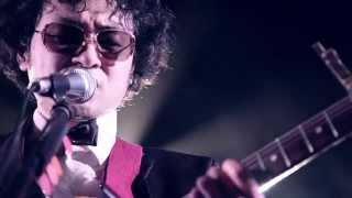 前野健太 『LIVE with SOAPLANDERS 2013-2014』デラックスエディション・予告編