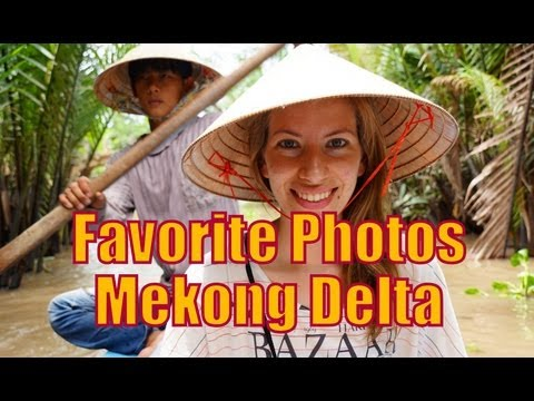 Mekong Delta Travel Images