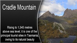Cradle Mountain Australia  city photo : Cradle Mountain - Tasmania