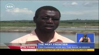THE NEXT FRONTIER 16th November 2015 Siaya Based Dominion Reclaims Swamp For Fish Farming
