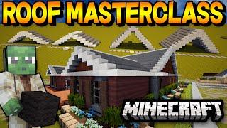 Minecraft Roof Masterclass