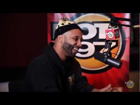 "Joe Budden talks Trinidad James, ""He's taking the nation by storm!"""