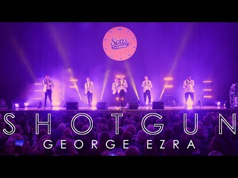 Shotgun - George Ezra - The Sons Of Pitches Live In Birmingham