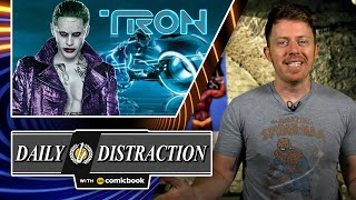Tron 3 In the Works With Jared Leto In Talks To Star | Daily Distraction by Comicbook.com