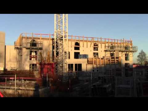a aulnay sous bois les travaux de la future mosque se terminent aulnaylibre - Salle De Mariage Aulnay Sous Bois La Rose Des Vents