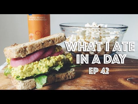 WHAT I ATE IN A DAY (VEGAN) // EP #42 //