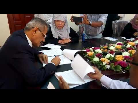 توقيع اتفاقية شراكة بين وزارة التربية والتعليم والمفوضية السامية لشؤون اللاجئين(فيديو)