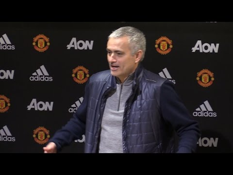 Manchester United 1-1 Bournemouth - Jose Mourinho Full Post Match Press Conference (видео)