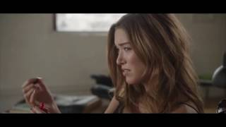 Scene from In Stereo starring Melissa Boloña