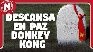 Video La muerte no oficial de Donkey Kong MP3, 3GP, MP4, WEBM, AVI, FLV Juni 2018
